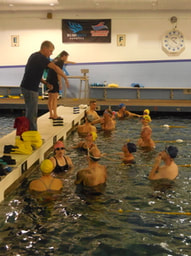 Raise the Bar Swim Clinic